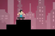 Pixel City Skater
